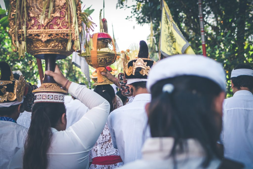 The Culture of Balinese people